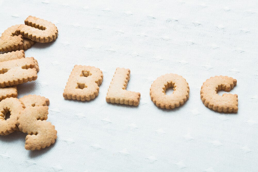 ブログクッキー