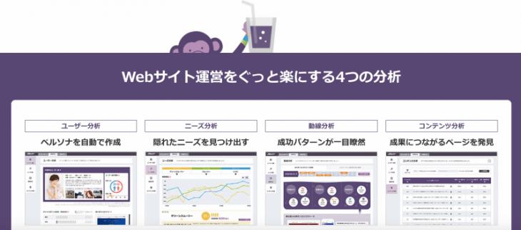 アクセス解析がカンタンなjuicer:サイト運営が楽になる4つの機能