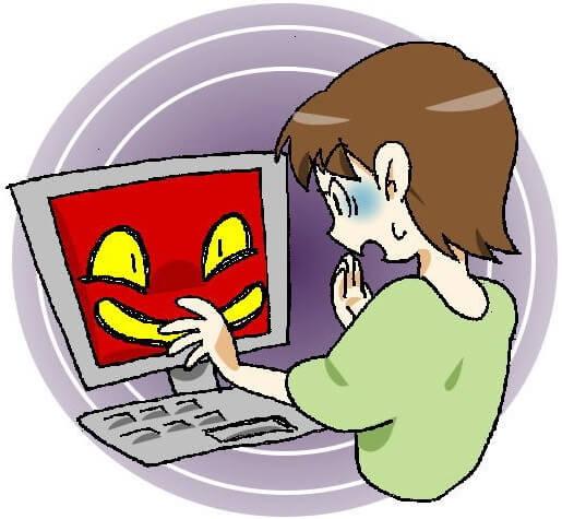 メールのウイルス:パソコンが壊れてしまうウイルス