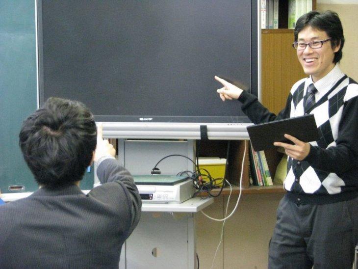 普通になりたいソルティー:ICT支援員でパソコンを教える