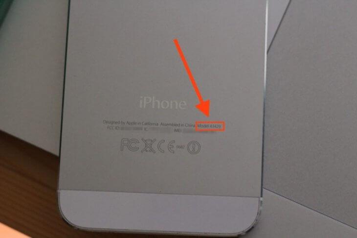 FonePaw iOSシステム修復:デバイスモデルの位置