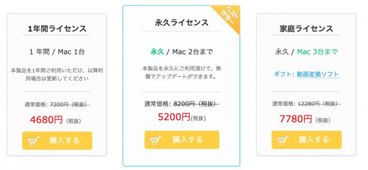 iPhoneバックアップ DearMob iPhoneマネージャー:永久ライセンス