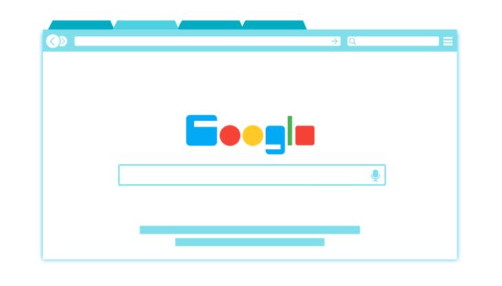 検索エンジンの仕組み:検索ウィンドウ