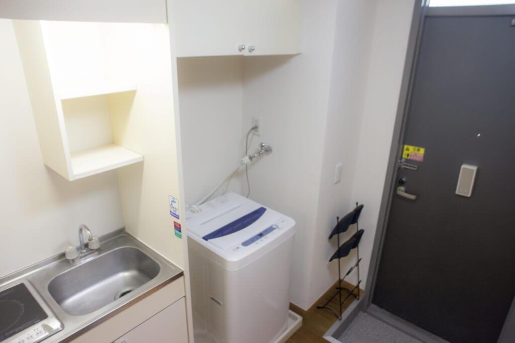 マンションと洗濯機と騒音トラブル
