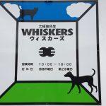 クオリティがめちゃめちゃ高い!茨城県常陸太田市の犬猫雑貨屋Whiskers