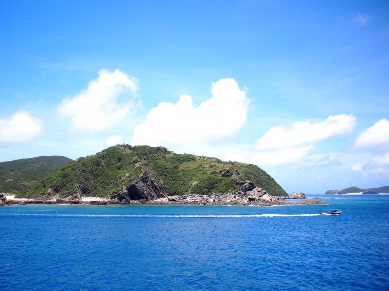 ひとり旅好き女子の目に映った、座間味島という島のこと。