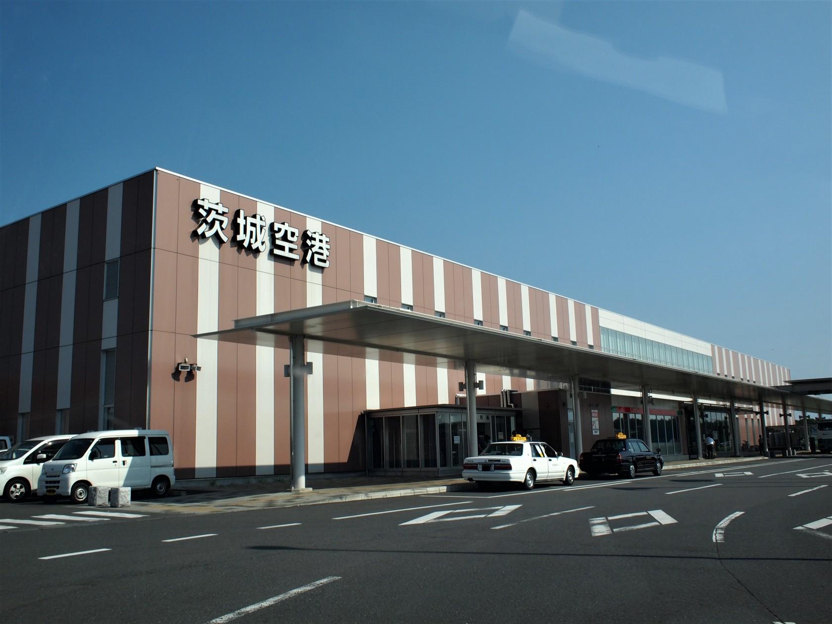実は便利!ひとり旅好き女子が実際に利用して感じた茨城空港の魅力!