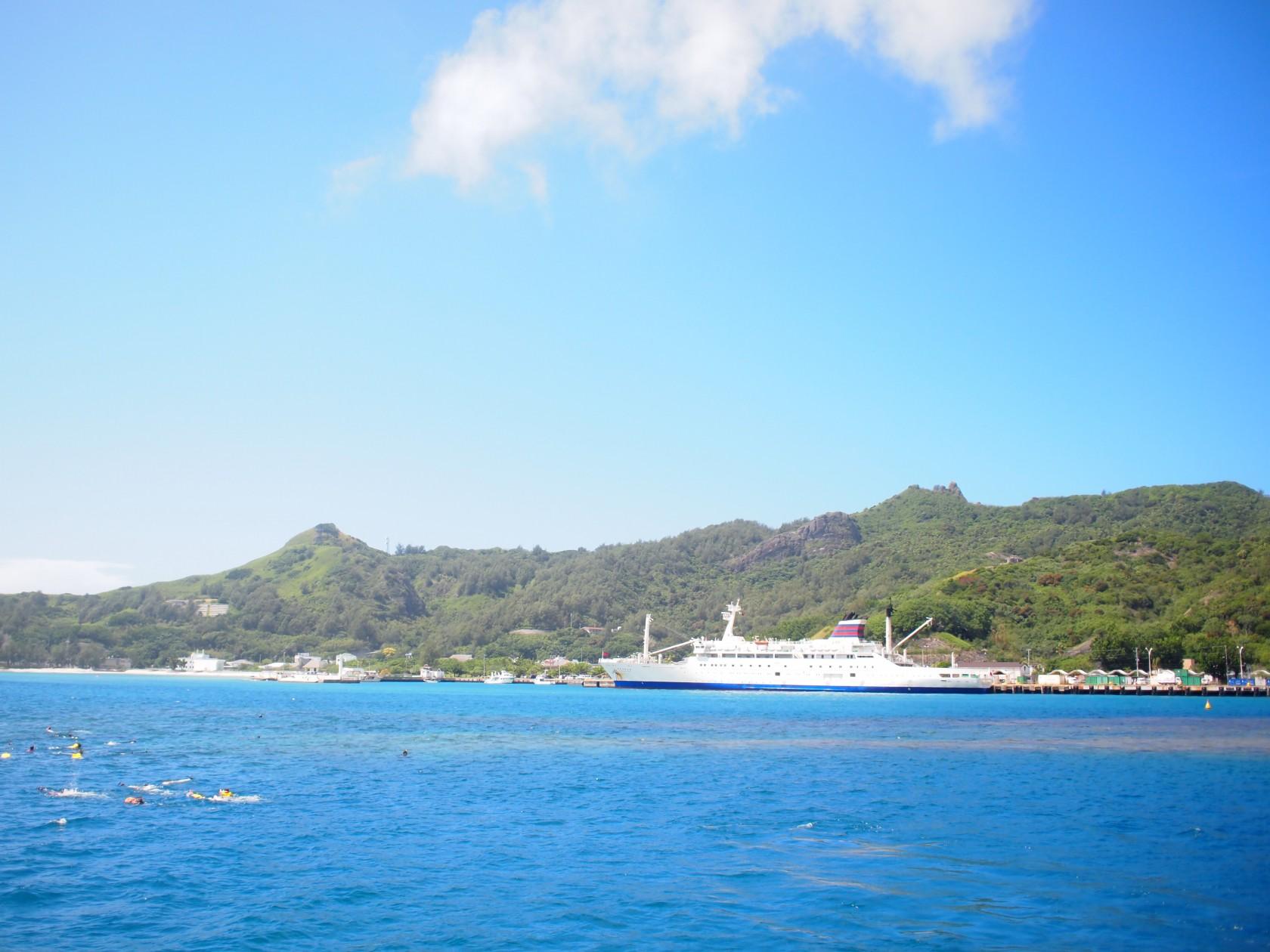 ひとり旅好き女子が目にした、小笠原諸島 父島という島のこと