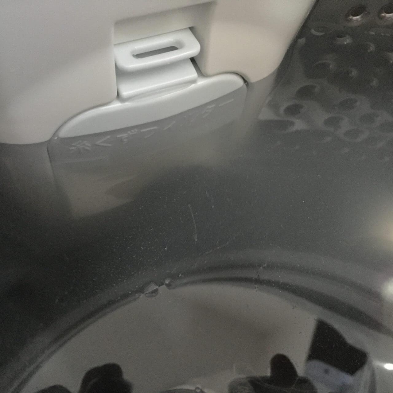ビートウォッシュで洗うとこんなに汚れが落ちる!