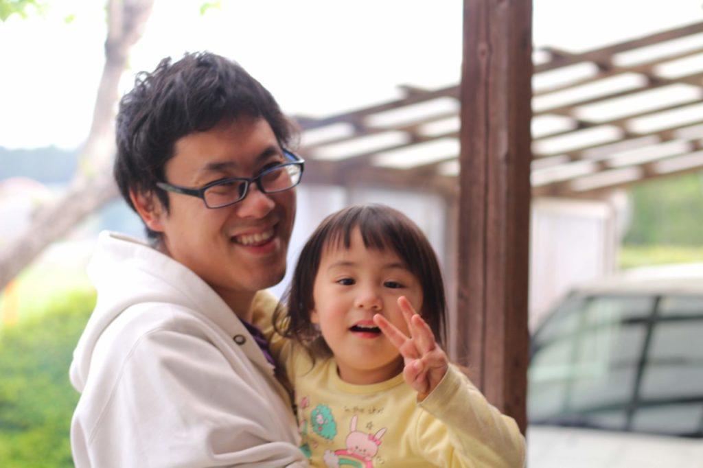 家族と幸せな日常を過ごすソルティー